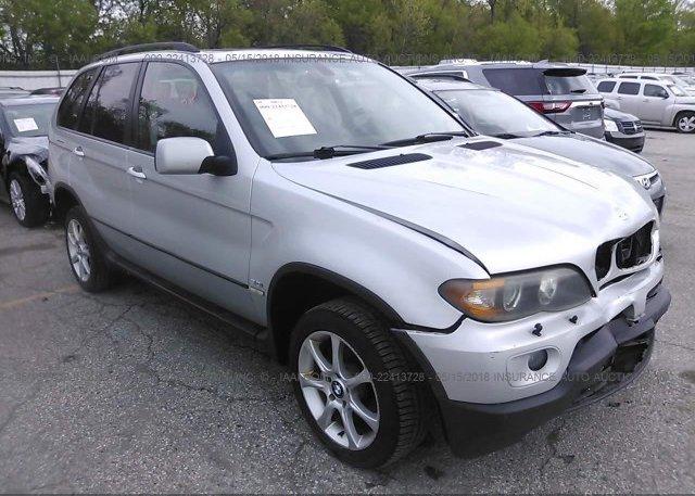 Inventory #325701851 2006 BMW X5