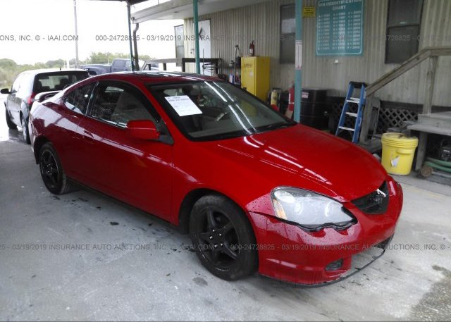 Inventory #772399629 2004 Acura RSX