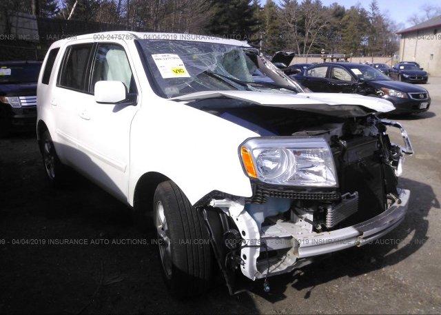 Inventory #965701267 2014 Honda PILOT