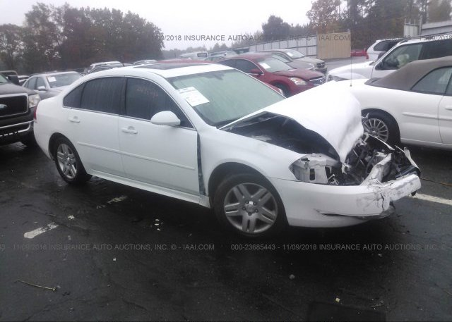 Inventory #646581984 2014 Chevrolet IMPALA LIMITED