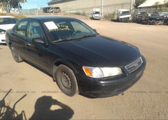 Inventory #110236746 2000 Toyota CAMRY