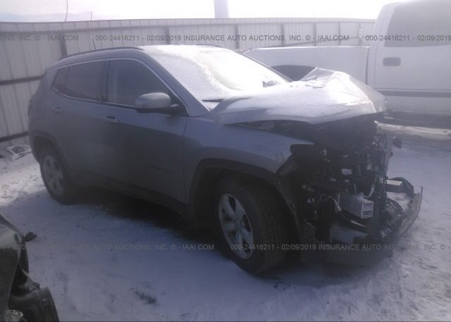 Inventory #326476318 2018 JEEP COMPASS