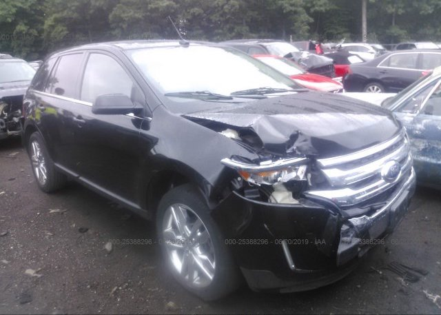Inventory #692373793 2011 FORD EDGE