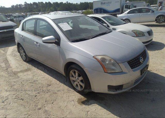 Inventory #658280238 2007 Nissan SENTRA