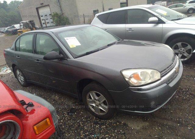Inventory #445185625 2004 Chevrolet MALIBU