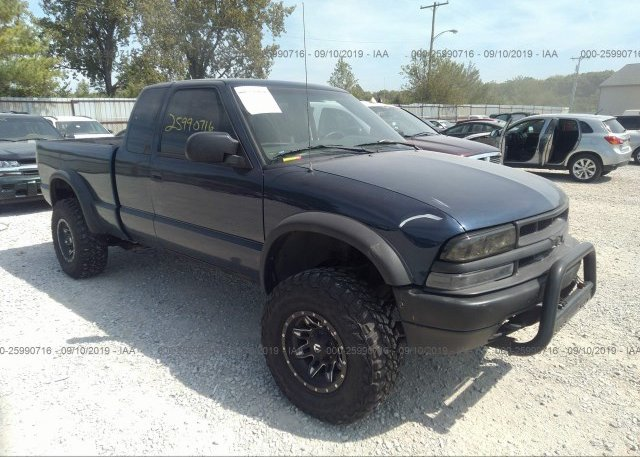 Inventory #713613549 2002 Chevrolet S TRUCK