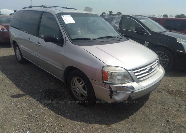 Inventory #685578013 2004 FORD FREESTAR