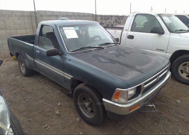 Inventory #378999999 1994 Toyota PICKUP