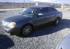 2006 FORD FIVE HUNDRED - 1FAFP25126G140852 Right View