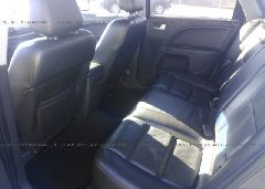 2006 FORD FIVE HUNDRED - 1FAFP25126G140852 front view