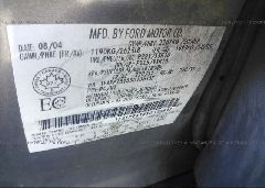 2006 FORD FIVE HUNDRED - 1FAFP25126G140852 engine view