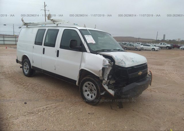 Inventory #550628981 2014 Chevrolet EXPRESS G1500