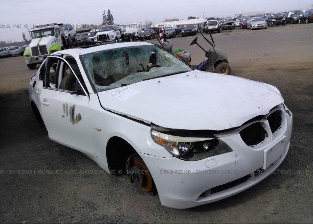 Inventory #965896956 2006 BMW 525