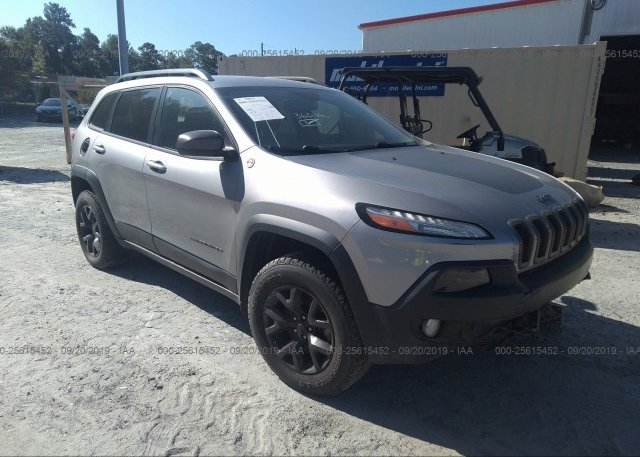 Inventory #405054190 2016 JEEP CHEROKEE