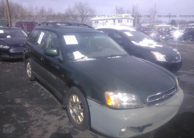 Inventory #469919372 2002 Subaru LEGACY