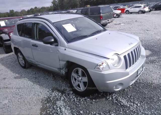 Inventory #115608207 2008 JEEP COMPASS