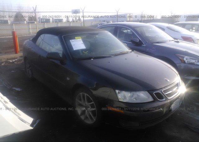 Inventory #169329973 2005 Saab 9-3