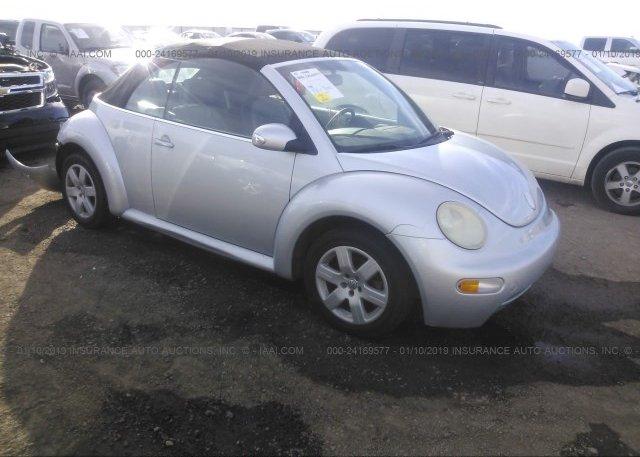 Inventory #925155107 2004 Volkswagen NEW BEETLE