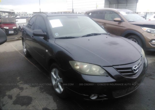 Inventory #341033100 2006 Mazda 3