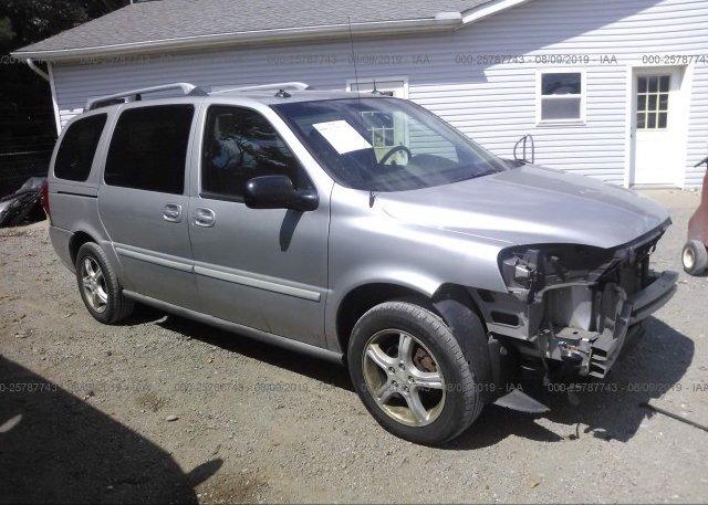 Inventory #897970093 2005 Chevrolet UPLANDER