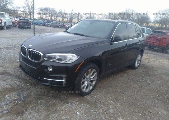 из сша 2014 BMW X5 5UXKR0C50E0H24222