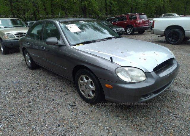 Inventory #457471396 2000 Hyundai SONATA