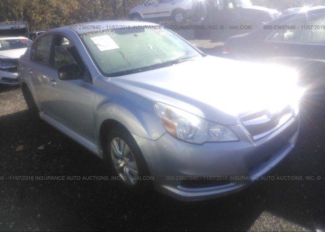 Inventory #185901427 2012 Subaru LEGACY