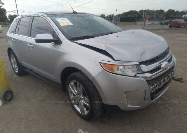 Inventory #436784951 2012 FORD EDGE