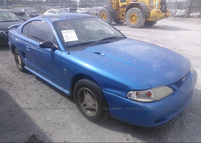 Inventory #720225386 1998 FORD MUSTANG