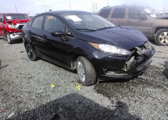 Inventory #430058252 2016 FORD FIESTA