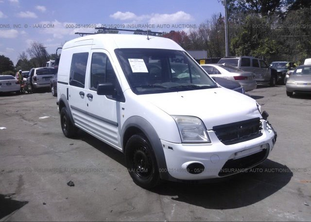 Inventory #251521065 2011 FORD TRANSIT CONNECT
