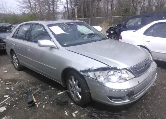 Inventory #159157681 2001 Toyota AVALON