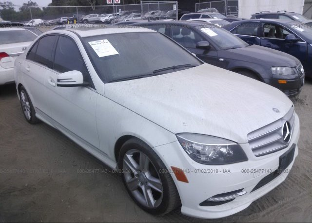 Inventory #298451104 2011 Mercedes-benz C