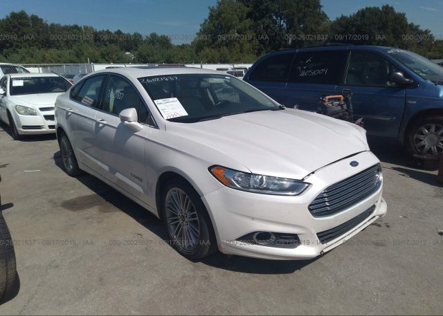 Inventory #286047274 2013 FORD FUSION