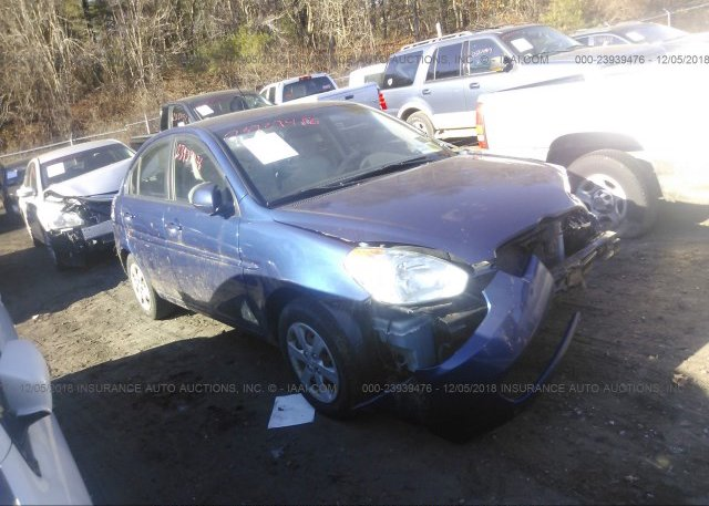 Inventory #325742200 2011 HYUNDAI ACCENT