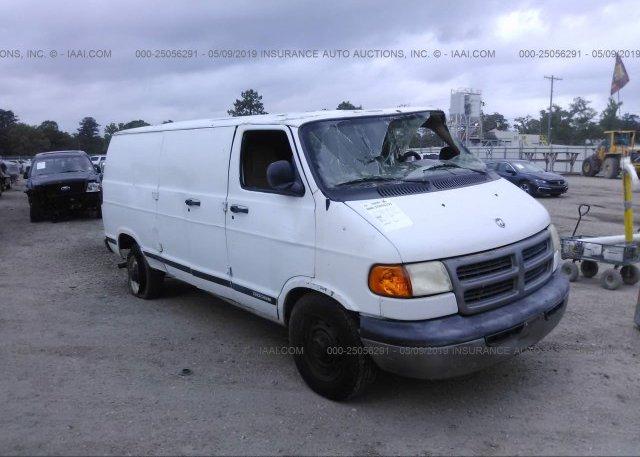 Inventory #544229379 2000 Dodge RAM VAN