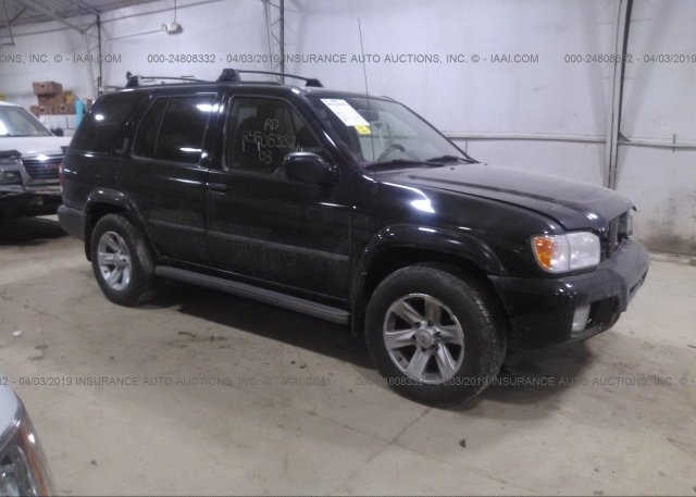 Inventory #106422659 2003 Nissan PATHFINDER