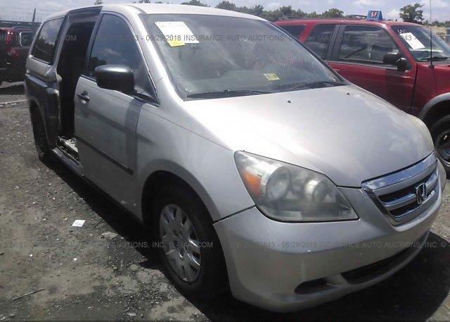 Inventory #283370666 2006 Honda ODYSSEY