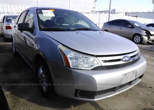 Inventory #949332675 2009 FORD FOCUS
