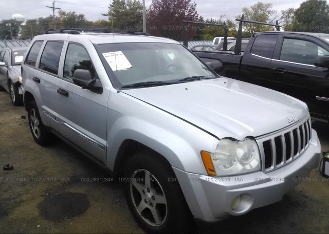 Inventory #514347233 2005 JEEP GRAND CHEROKEE