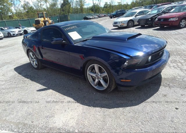 Inventory #630431022 2012 Ford MUSTANG