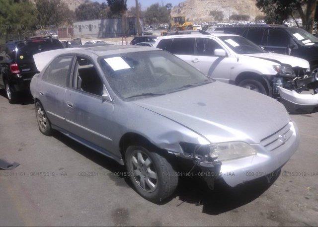Inventory #537357290 2001 Honda ACCORD