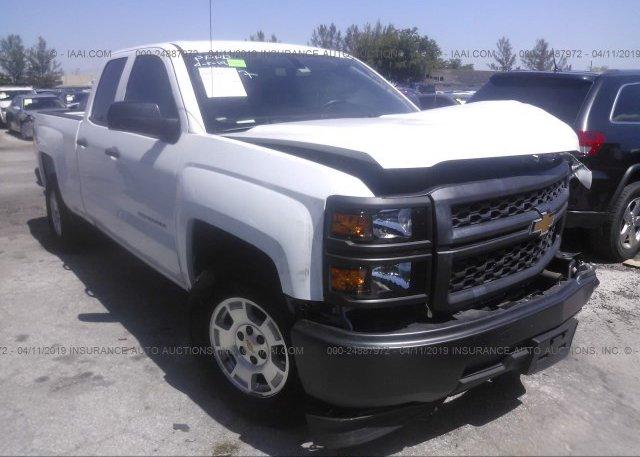 Inventory #664615166 2015 Chevrolet SILVERADO