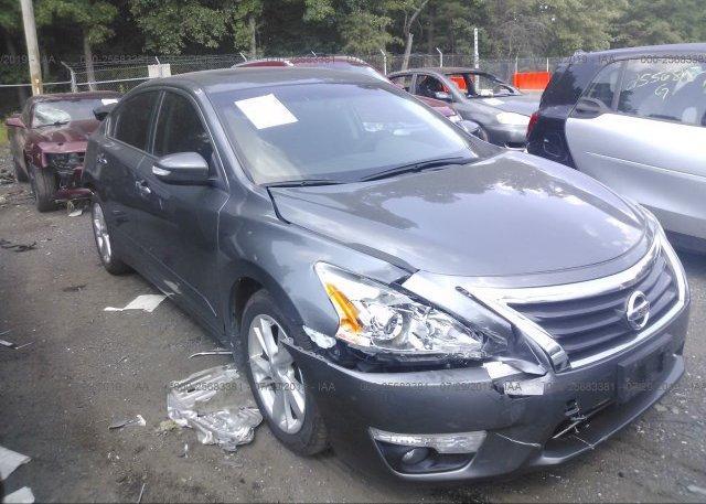 Inventory #443580010 2015 Nissan ALTIMA