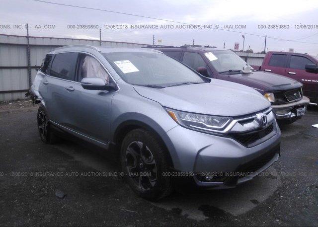 Inventory #347996882 2018 Honda CR-V