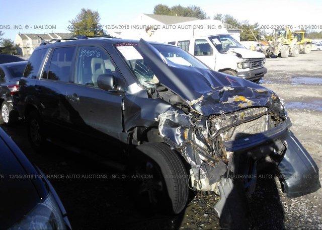 Inventory #342849105 2005 Honda PILOT