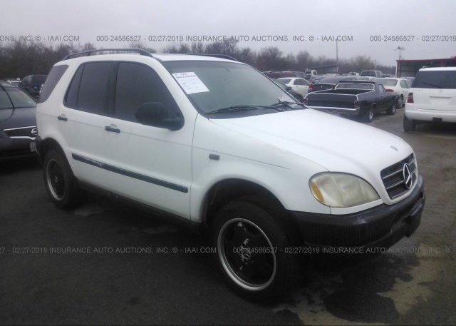 Inventory #267259623 1998 Mercedes-benz ML