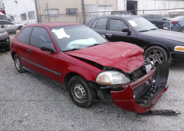 Inventory #732107966 1996 Honda CIVIC