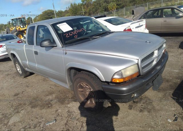 Inventory #879051257 2003 Dodge DAKOTA