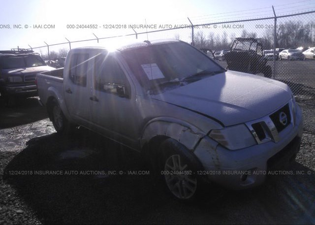 Inventory #125170079 2017 Nissan FRONTIER